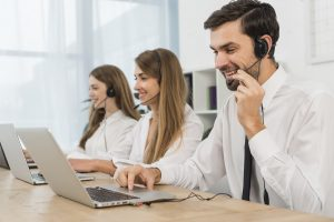 Outsourcing for church call centre